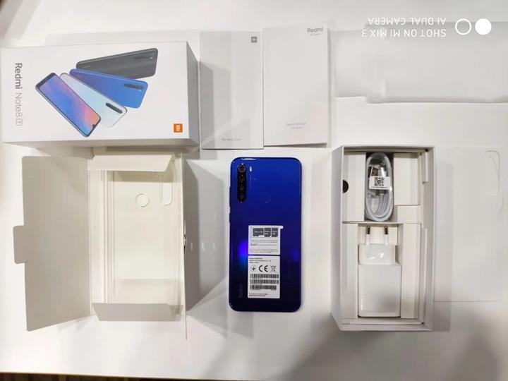 Redmi Note 8T'nin yeni görüntüleri ortaya çıktı