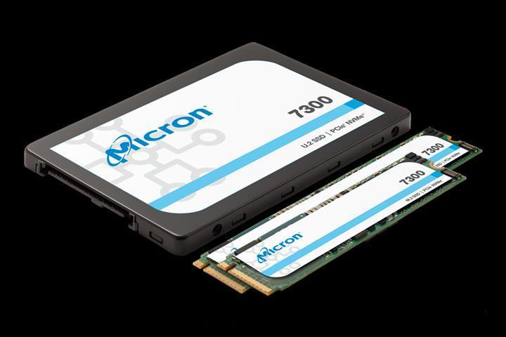 Micron veri merkezleri için geliştirdiği yeni SSD çözümlerini duyurdu