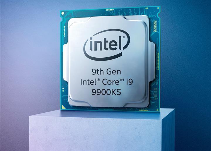 Intel Core i9-9900KS dünyanın en iyi oyun işlemcisi iddiasında