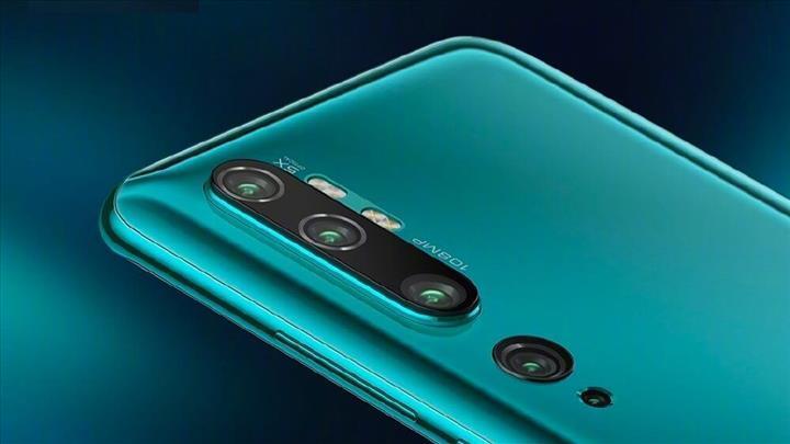 Xiaomi resmen açıkladı: Mi Note 10 beş arka kamera ile gelecek