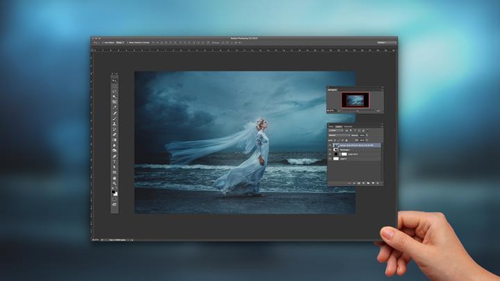 Photoshop 2020'nin yapay zeka destekli yeni seçim aracı tanıtıldı