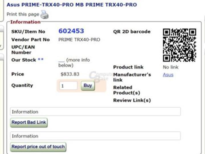 TRX40 çipsetli ASUS anakartların fiyatı sızdı: katlanan fiyatlar yolda