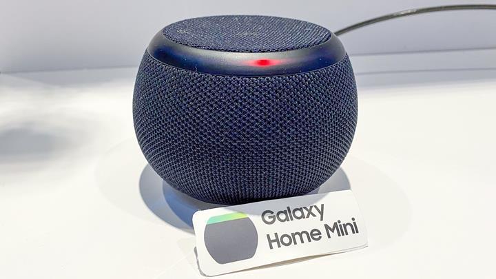 Samsung geliştirici konferansında Galaxy Home Mini'yi sergiledi