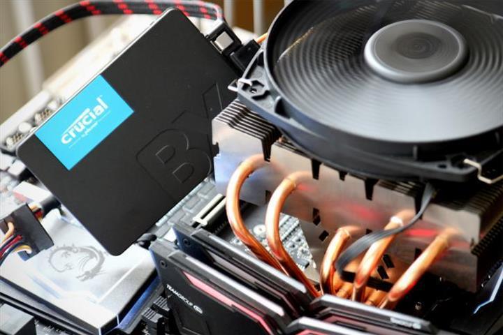Crucial BX500 serisini 1 TB ve 2 TB kapasite seçeneğiyle güncelledi