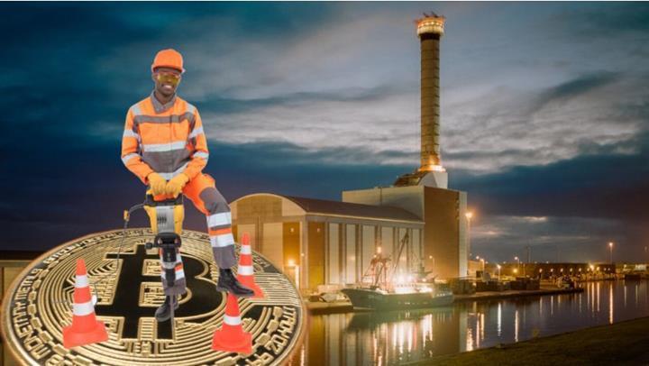 Kripto para 110 yıllık bir elektrik santralini yıkılmaktan kurtardı