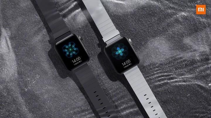 Xiaomi Mi Watch dört farklı renkte kayışla gelecek