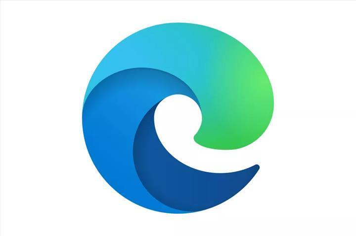 Microsoft'un yeni Edge tarayıcısının logosu ortaya çıktı