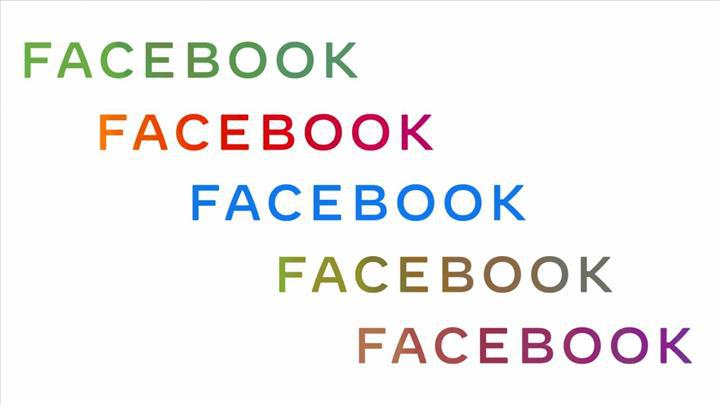 Facebook şirket logosunu değiştirdi
