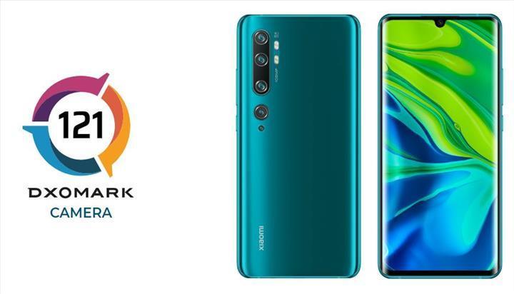 Xiaomi Mi CC9 Pro, DxOmark'da en yüksek puanı aldı