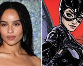 Zoe Kravitz ve Catwoman