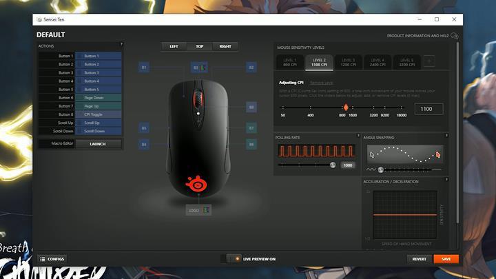 En iyi iki FPS faresinden biri