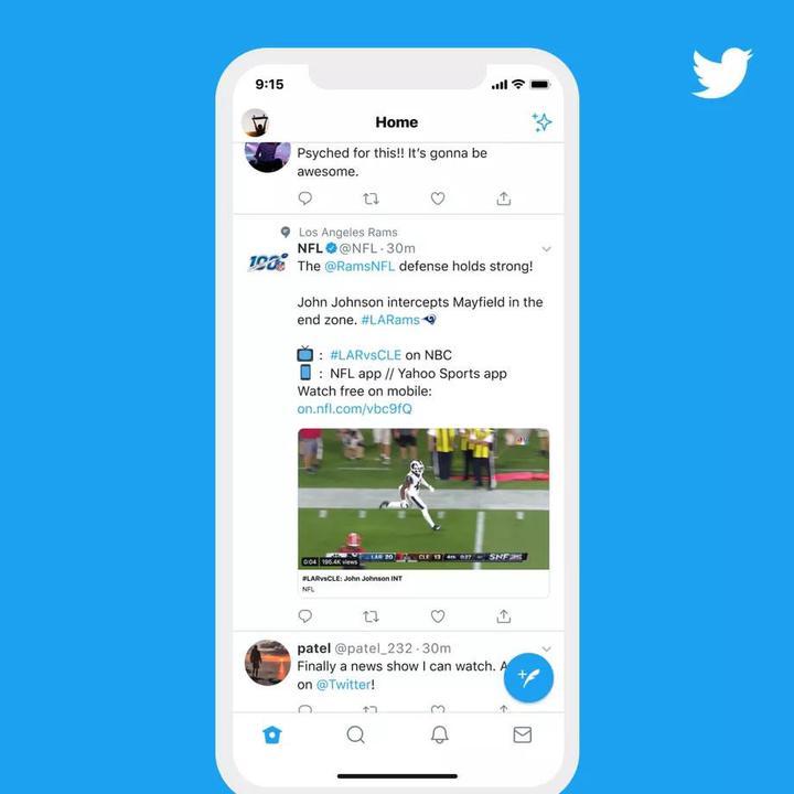 Twitter'da artık konular takip edilebilecek