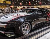 2020 Chevrolet COPO Camaro John Force Edition