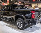 2021 Chevrolet Silverado HD Carhartt Special Edition