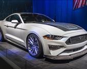 Elektrikli Ford Mustang Lithium