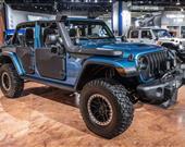 Moparized Jeep Wrangler Rubicon