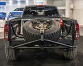 Nissan Frontier Desert Runner Project