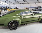 Ruffian Ford Mustang