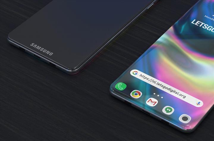 Samsung Galaxy S11'in ekranı belli oldu: SAMOLED