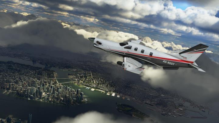 Microsoft Flight Simulator'dan yeni oyun içi görüntüler geldi