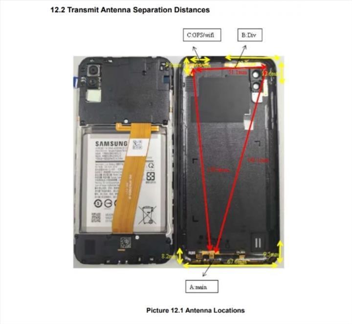 Samsung Galaxy A01 detayları netleşiyor