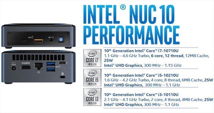 Intel Frost Canyon NUC detaylandı