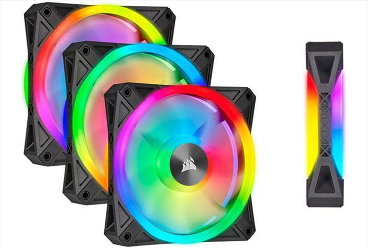 Corsair iCue QL RGB PWM aydınlatmalı fanlar duyuruldu