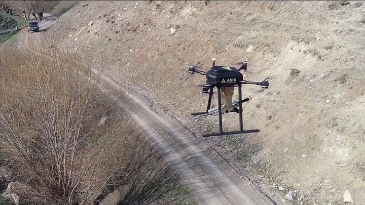 Tüfekli drone Songar, önümüzdeki ay göreve başlıyor