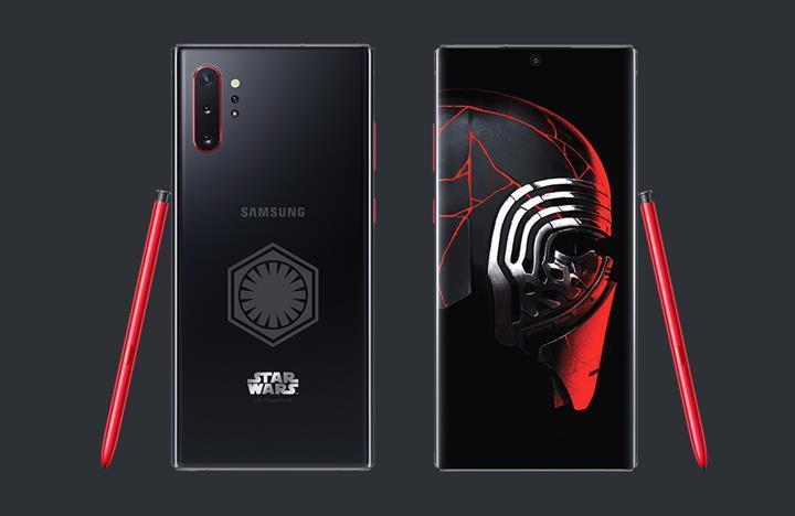 Samsung Galaxy Note 10+ Star Wars Special Edition Tanıtıldı!