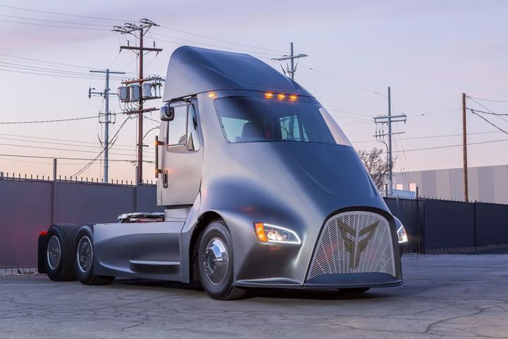 General Motors'un ilk elektrikli kamyonu 2021'de yollara çıkabilir