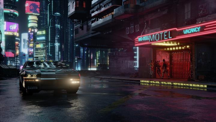 Cyberpunk 2077'nin geliştirilme sürecinde son çeyreğe girildi