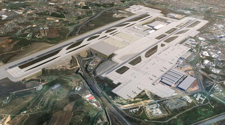 Sabiha Gökçen Havalimanı'nda pistin açılışına terminal ertelemesi