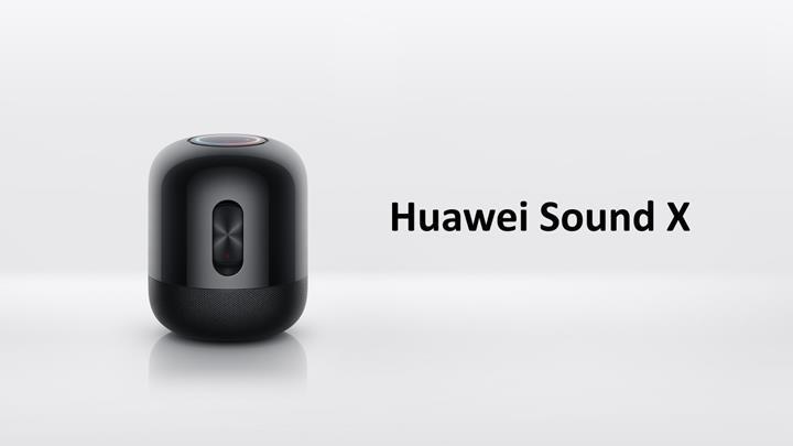Huawei ilk akıllı hoparlörünü tanıttı: Sound X