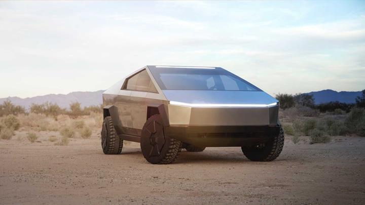Cybertruck siparişleri 200.000'e ulaştı: Tesla hisseleri yükselişte