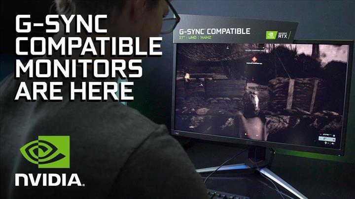 Nvidia'dan AMD'ye büyük destek