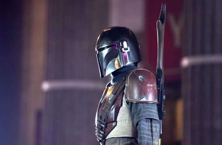 Star Wars dizisi The Mandalorian'dan müthiş başarı