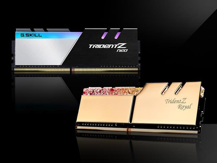 G.Skill 256 GB kapasiteli DDR4 bellek kitlerini duyurdu