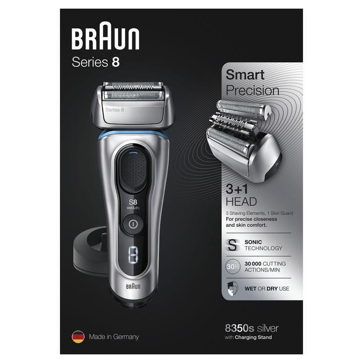 Braun, yeni Series 8 ve güncellenen Series 9 modellerini tanıttı