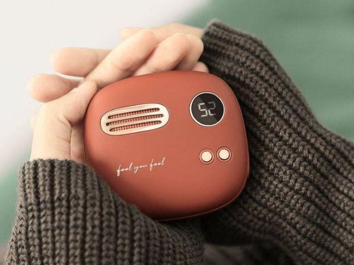 Xiaomi'den ilginç bir ürün daha: El ısıtıcılı powerbank