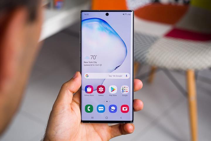 Samsung Galaxy Note 10 Lite'ın Geekbench sonuçları ortaya çıktı