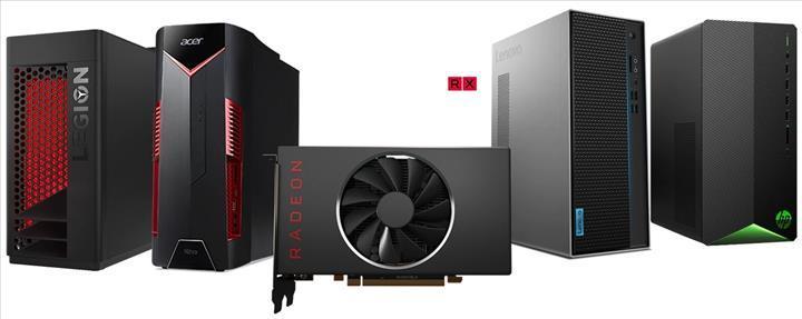 AMD Radeon RX 5500 ekran kartı 12 Aralık tarihinde piyasada olacak