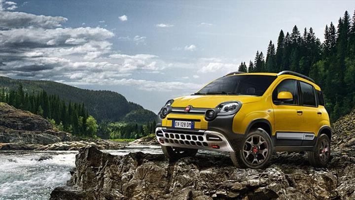 Fiat Panda Cross 4x4 Türkiye'de: İşte fiyatı ve özellikleri