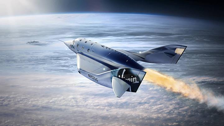 90 dakikada dünya turu: Virgin Galactic'ten 'hipersonik ulaşım' projesi