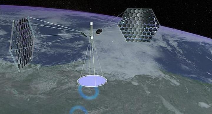 Çin, 2035 yılına kadar uzayda bir güneş enerjisi santrali kuracak