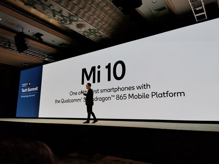 Xiaomi Mi 10'un Snapdragon 865'li ilk telefonlardan biri olacağı resmen açıkland