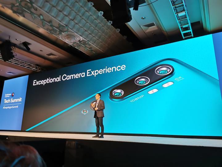 Xiaomi Mi 10'un Snapdragon 865'li ilk telefonlardan biri olacağı resmen açıklandı