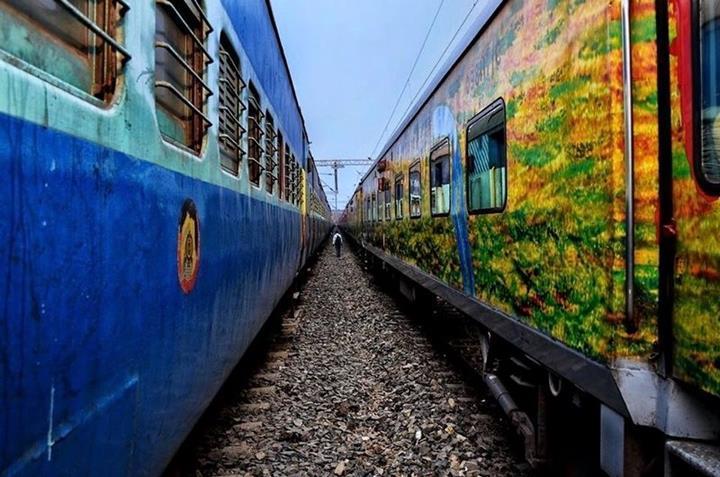 Hindistan, demiryolu ağını sürdürülebilir kaynaklarla idame ettirmeye hazırlanıyor