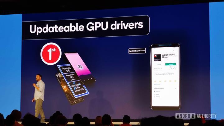 Snapdragon 865 ve 765'in GPU sürücüleri Play Store üzerinden güncellenebilecek
