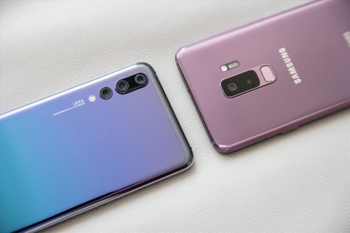Huawei artık Samsung'a bağımlı olmaktan kurtulacak