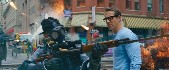 Free Guy: Ryan Reynolds'lı ilginç aksiyon/macera filminden ilk fragman yayınlandı